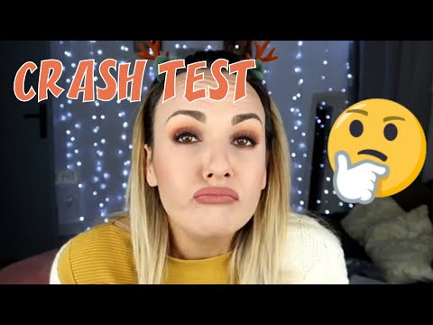 CRASH TEST REVOLUTION BEAUTY: MAKEUP REVOLUTION