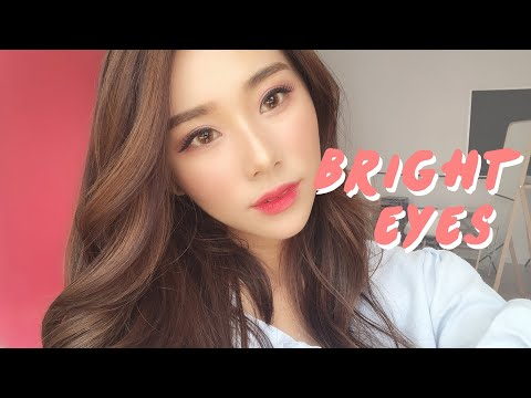 SWEET BRIGHT EYES MAKEUP ft. Cezanne Cosmetics | MONGABONG