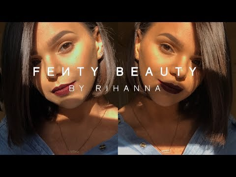 CRASH TEST FENTY BEAUTY MAKEUP BY RIHANNA