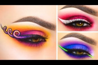 A Beginners Guide to Eye Makeup – How to Apply Eyeshadow – Beauty Eyes