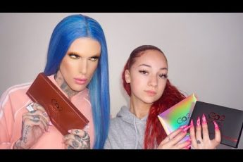 BHAD BHABIE Jeffree Star CopyCat Makeup Tested & Approved | Danielle Bregoli