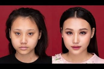 Trang Điểm Khắc Phục Mắt Xếch – Makeup Tutorial for Up-turned Eyes