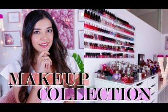 MAKEUP COLLECTION 2019 + UN PO' DI DECLUTTERING | Vanessa Ziletti