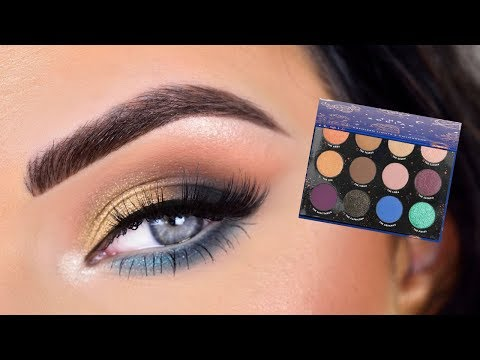 FLASHBACK FRIDAY | ColourPop X Kathleen Lights The Zodiac Palette Eye Makeup Tutorial