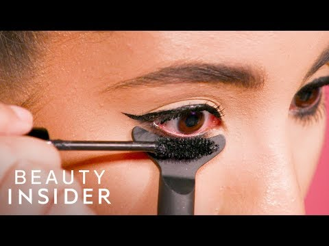 We Tried A $75 Makeup Kit That Claims To Give You The Perfect Cat Eye