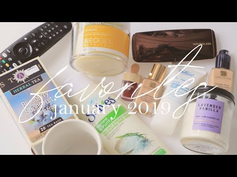JANUARY 2019 FAVORITES ( Beauty, Makeup + Random Stuff ) | Kris Lumagui