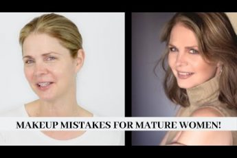 Makeup Mistakes to AVOID! Mature Women!