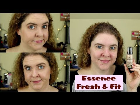 Foundation Friday over 40! | Essence Fresh&Fit Awake Make Up