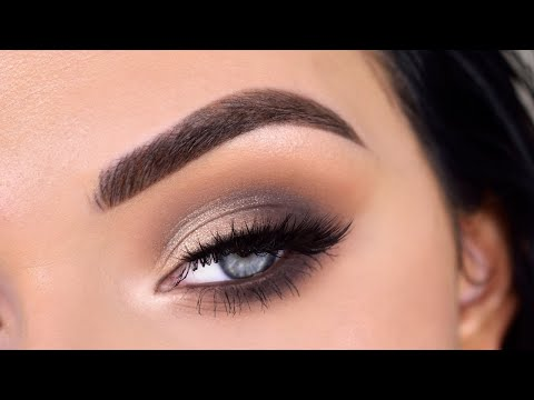 EASY Everyday Smokey Eye Makeup Tutorial | ABH Modern Renaissance Palette