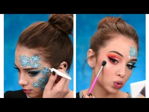 GLAM MAKEUP TUTORIAL COMPILATION #03. Best Viral Videos of instagram 😊