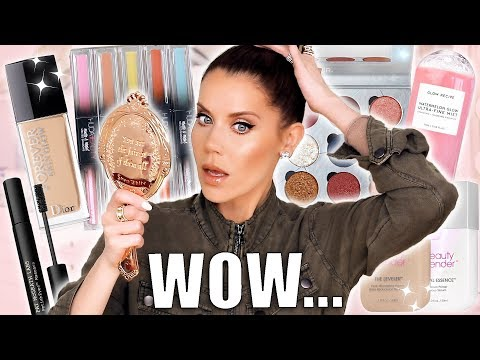 NEW MAKEUP TESTED at SEPHORA & ULTA!!!