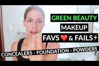 Green Beauty Makeup Review – RMS Beauty, W3LL People, Alima Pure, Annmarie Skin Care