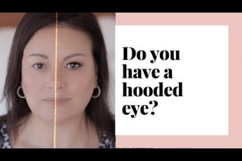 What is a hooded eye? | Tips for a  hooded eye natural makeup | mature eyes