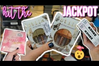 SHAAANXO AT TJ MAXX?! BUDGET BEAUTY BUYS | HIGH END MAKEUP FOR CHEAP