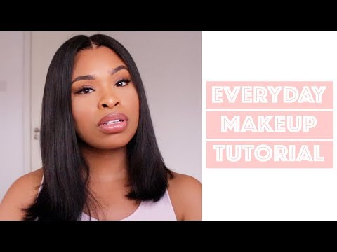EVERYDAY MAKEUP | TUTORIAL