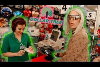 Trying Dollar Tree Makeup For The First Time
