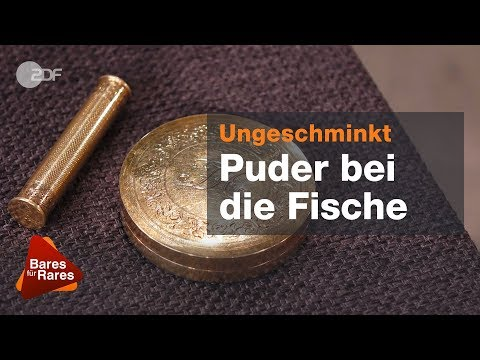 Make-up of the day: Luderhose & Pippenstiftdülse – Bares für Rares vom 03.05.2019 | ZDF