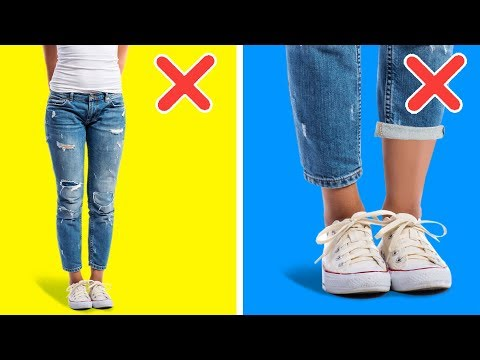 40 STYLISH TRICKS TO LOOK BOMB IN YOUR OLD CLOTHES