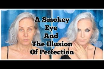 A Smokey Eye and The Illusion Of Perfection