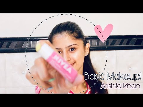 Basic Makeup || ARISHFA KHAN