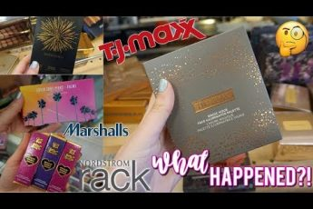 WHAT HAPPENED AT TJ MAXX?! BUDGET BEAUTY BUYS | HIGH END MAKEUP FOR CHEAP!!
