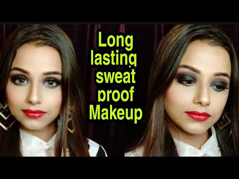 Long Lasting Sweat-Proof Makeup Tutorial || Neha Beauty Hub