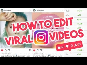 🚀 Go VIRAL on Instagram 2019 🚀How-to edit beauty and makeup videos ⋆ @kimterstege – Premiere Pro