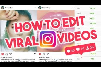 ? Go VIRAL on Instagram 2019 ?How-to edit beauty and makeup videos ⋆ @kimterstege – Premiere Pro