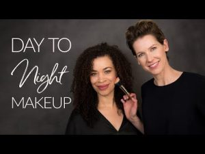 Day to Night Green Beauty Makeup Tutorial for Women Over 40