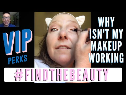 Find Out Why Your Makeup Isn't Working For You Through Videochat | mathias4makeup