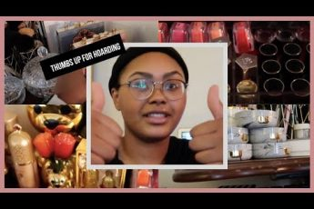 MAKEUP COLLECTION AND STORAGE 2019 EDITION: Let's Tour the Beauty Buffet | KennieJD