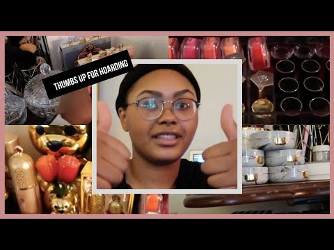 MAKEUP COLLECTION AND STORAGE 2019 EDITION: Let's Tour the Beauty Buffet   KennieJD