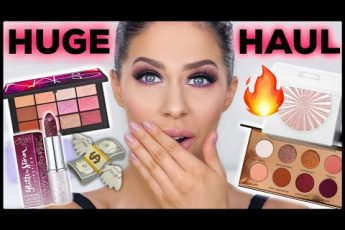 HUGE BEAUTY & MAKEUP HAUL!! NEW AT SEPHORA, ULTA, MECCA & MORE!!!