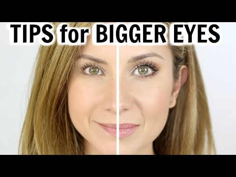 Eye Makeup Tips to Make Your Eyes BIG and OPEN | MAC Training Secrets Revealed Series