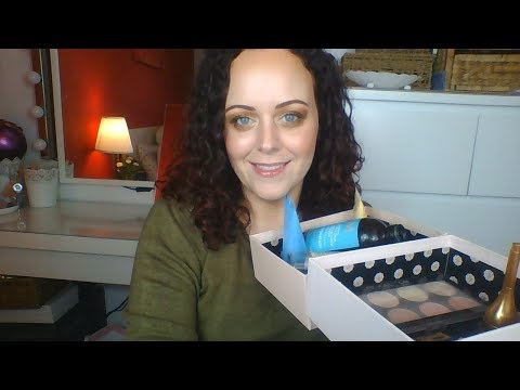 Makeup & Beauty Use Up by 2019 – Finish in 2018 – Rolling Project Pan Finale
