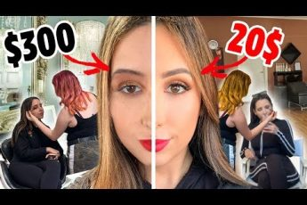 I Went To The CHEAPEST vs MOST EXPENSIVE Makeup Artist In My City For A Makeover | Mar