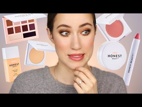 I Finally Tried Honest Beauty Makeup…