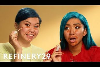 I Followed Nikita Dragun's Makeup Routine | Beauty With Mi | Refinery29