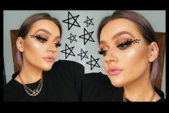 Chit chat GRWM ⭐️ Stars in your eyes makeup tutorial ⭐️ | EmmasRectangle