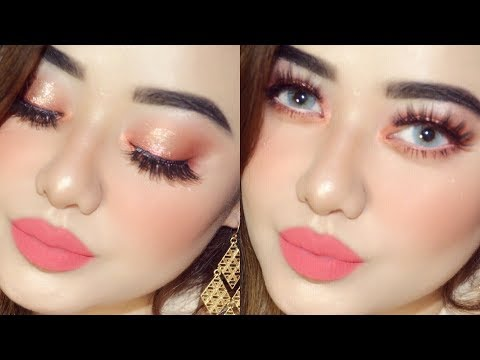 EID MAKEUP FOR BEGINNERS 2019