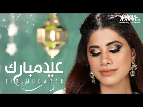 Quick & Easy Gold Smokey Eye Eid Makeup Look Ft. Malvika Sitlani | Step By Step Tutorial | Nykaa