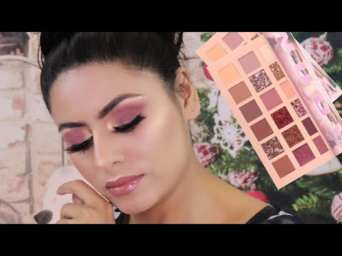 Burgundy Eyes Makeup Tutorial | Sameera's Beauty Talkz