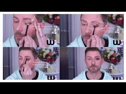 STEP BY STEP HOODED EYE TUTORIAL