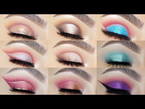 BEAUTIFUL VIRAL EYE MAKEUP TUTORIAL COMPILATION 2019 ?