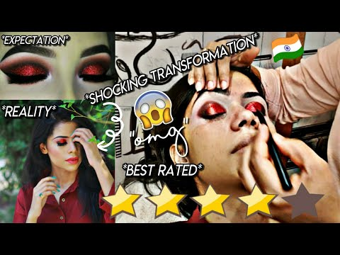 "I WENT TO THE ""BEST"" REVIEWED MAKEUP ARTIST IN *India* !!"