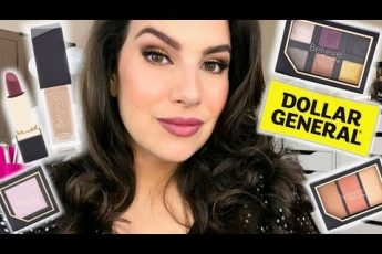 NOTHING OVER $5… Dollar General's Exclusive Line: Believe Beauty