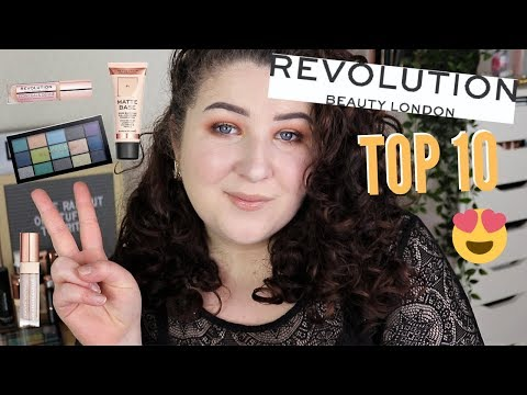 10 Best REVOLUTION BEAUTY Makeup Products! | Hollife