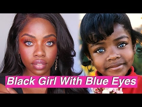 Why My Eyes Are Blue, Changing Your Eye Color | GRWM