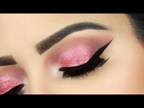 ग्लिटरआई मेकअप Quick Glitter Eye Makeup Tutorial | Deepti Ghai Sharma