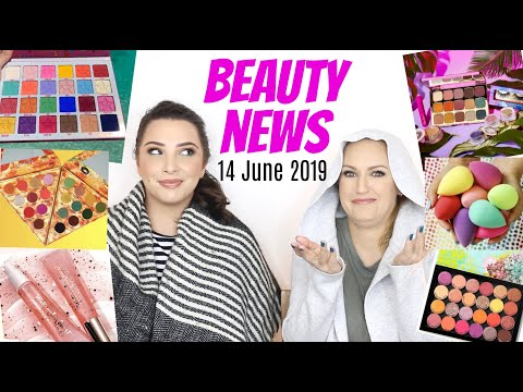 BEAUTY NEWS – 14 June 2019 | Busy Gals & Jaw Breakers